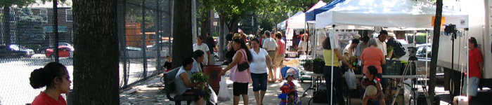 Sunnyside Greenmarket